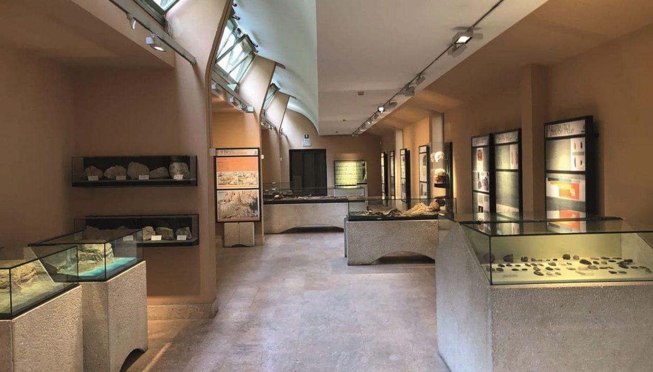 The new arrangement at the Museo dei Balzi Rossi in Ventimiglia